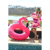 Pool Float- Pink Flamingo