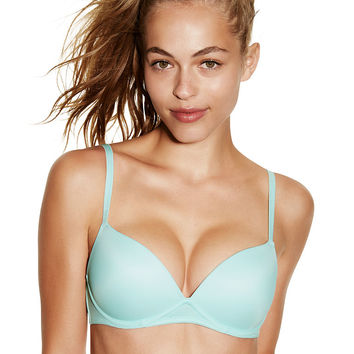 Wear Everywhere Push-Up Wireless Bra - PINK - Victoria's Secret