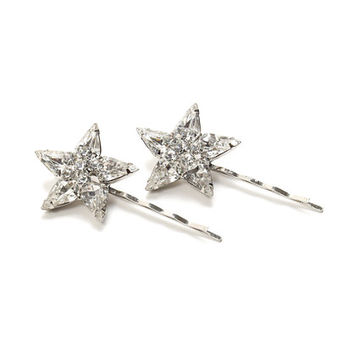 J.Crew Womens Jennifer Behr Cara Bobby Pin Set