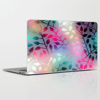 color me pretty. Laptop & iPad Skin by Pink Berry Patterns