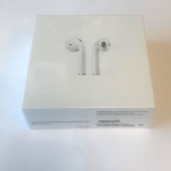Apple AirPods Wireless Headphones Airpods Apple Bluetooth
