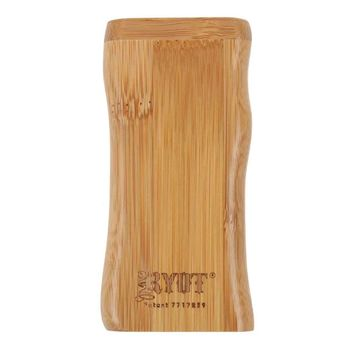 RYOT® Wooden Magnetic Taster Box in Bamboo - Large