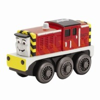 Thomas And Friends Wooden Railway - Battery-Powered Salty