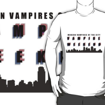 Vampire Weekend Band Shirt