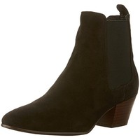 Sam Edelman Womens Reesa Stretch Ankle Booties