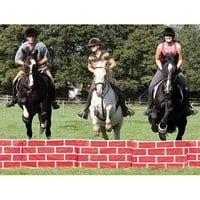 JumpStack Hay Bale Covers - Set of 2 | Dover Saddlery