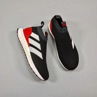 PEAPES5 Adidas Ultra Boost PureControl 16+ ACE Black/Red