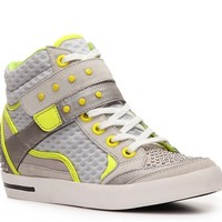 Mix No. 6 Naples Wedge Sneaker