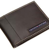 Tommy Hilfiger  Men's Cambridge Slim Wallet