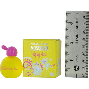 MOSCHINO CHEAP & CHIC HIPPY FIZZ by Moschino EDT .16 OZ MINI