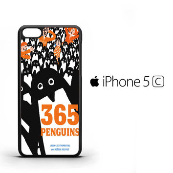 365 penguins book Y1988 iPhone 5C Case