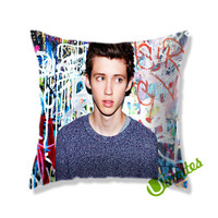 Cute Troye Sivan Square Pillow Cover