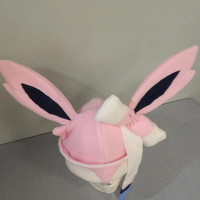 Sylveon Beanie by RinalasCrafts on Etsy