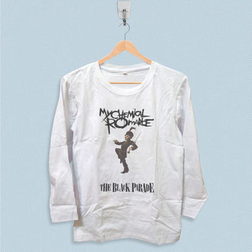 Long Sleeve T-shirt - My Chemical Romance The Black Parade