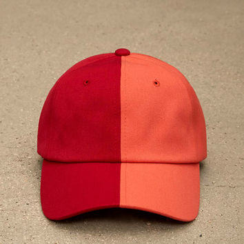 EPTM. Red Split Dad Cap