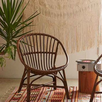 Satie Rattan Chair