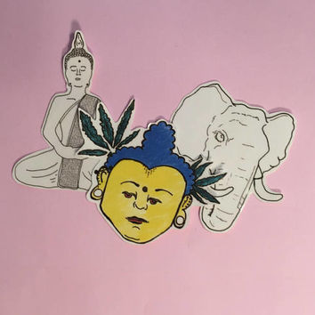 Zen Sticker Pack