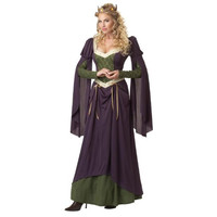 California Costumes Womens Lady In Waiting Halloween Party Dress Costume