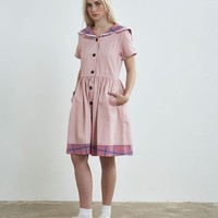Aymmy in the Batty Girls Venice Girl Sailor Dress