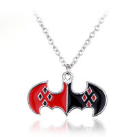 FREE Harley Quinn Batman Crossover Necklace