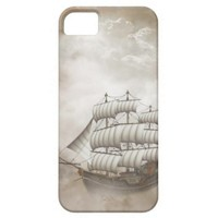 Cloud Ship iPhone 5 Cases from Zazzle.com