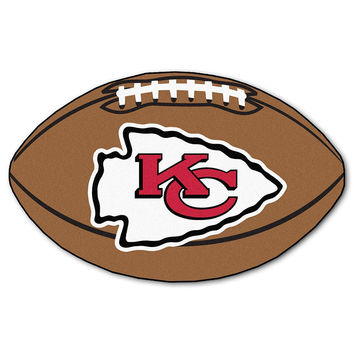 Kansas City Chiefs NFL Football Floor Mat (22x35)