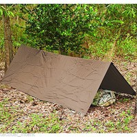 SnugPak Stasha Wildnerness Survival Shelter 61695 - Coyote Tan