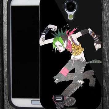 Circle Jerks Skanker,IPhone 5 case,IPhone 4,4S,Samsung Galaxy S2 i9100,Samsung S3 i9300,Samsung S4 i9500-B-2062013-1