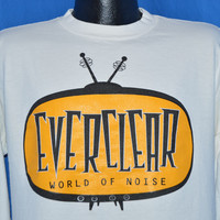 90s Everclear World of Noise Tour 1995 LS t-shirt Large