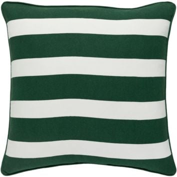 Holiday Pillow VIII ~ Dark Green