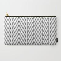 kamara Carry-All Pouch by Trebam | Society6