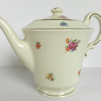 Aberdeen China Teapot