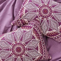 Magical Thinking Petra Geo Medallion Sham Set