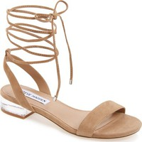 Steve Madden 'Carolyn' Lace-Up Sandal (Women) | Nordstrom