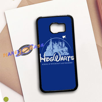 harry potter hogwart disney Samsung Galaxy S6 Case Planetscase.com