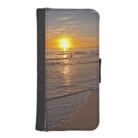 Case: Sunset by the Beach Phone Wallet