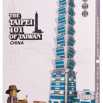 The Taipei 101 of TAIWAN - China