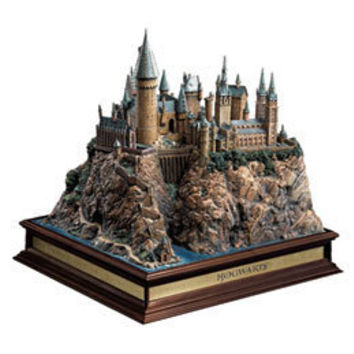 Harry Potter Hogwarts Castle Replica: WBshop.com - The Official Online Store of Warner Bros. Studios
