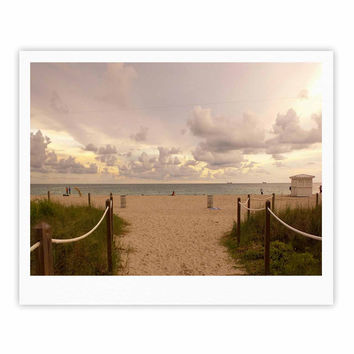 "Rosie Brown ""Walkway To Heaven"" Coastal Photography Fine Art Gallery Print"