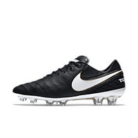 The Nike Tiempo Legend VI Men's Firm-Ground Soccer Cleat.