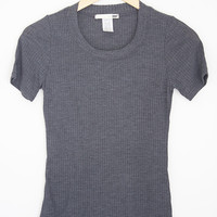 Lily Ribbed Tee