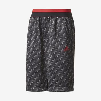 Manchester United Youth Knit Shorts