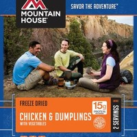 Mountain House Chicken and Dumplings - 2 Servings