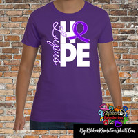 Lupus Hope Ribbon Shirts