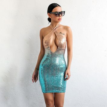 Party Life Sequin Dress