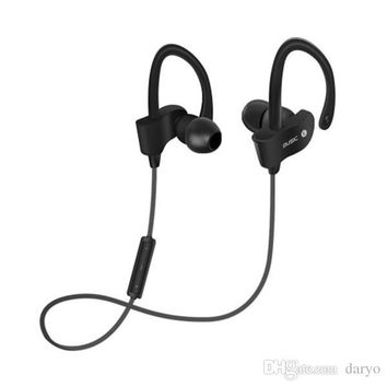 Bluetooth Headphones V4.1 Wireless Stereo Bluetooth Earphones for In-ear Earbuds with Mic for iOS and Android Cell phone-Blue Free Shipping