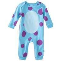 Monster's Inc. Newborn Boys' Coverall - Blue
