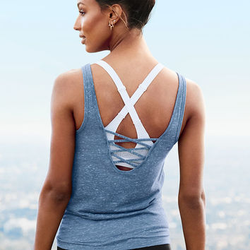 Lace-up Tank Top - Victoria Sport - Victoria's Secret