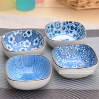 Square Small Bowls