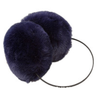 Faux Fur Ear Muff with Thin Band 2